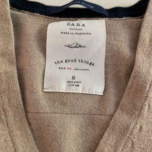 Zara Shirts & Tops - Zara Boys Cardigan